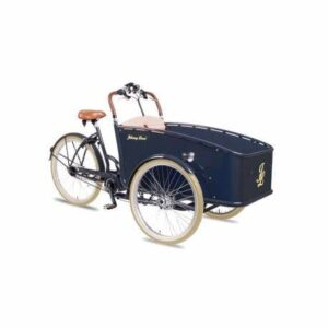 Johnny Loco buitenband tbv bakfiets ACHTER Creme