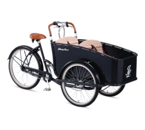 Johnny Loco buitenband tbv bakfiets ACHTER zw-br.